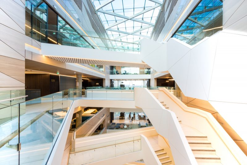 Central Bank Of Ireland Headquarters Building Shortlisted For The Association Project Managements Overseas Year Award