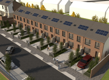 Loughlinstown – Social & Affordable Housing Development