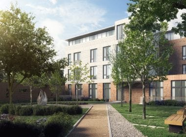 St Clare's – Apartment Development