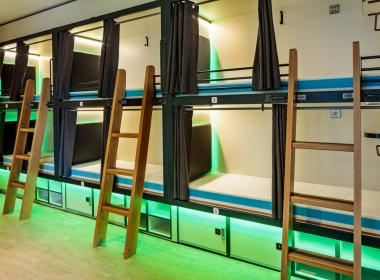 Jacobs Inn Hostel – Dublin City