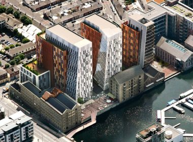 Construction Works at Boland's Quay Resume