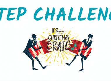 December Step Challenge for Dublin Simon Community